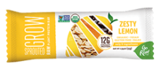 Protein Bars - Zesty Lemon Go Raw